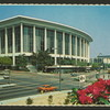 Theatres -- U.S. -- Los Angeles -- Dorothy Chandler Pavilion