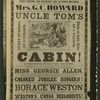 Uncle Tom's Cabin by G.L. Aiken