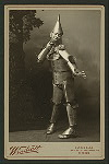 David C. Montgomery in the Broadway production of The Wizard of Oz.