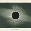 Total eclipse of the sun. Observed July 29, 1878, at Creston, Wyoming Territory.