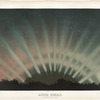Aurora Borealis: As observed March 1, 1872, at 9h. 25m. P.M.