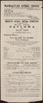 Anna Pavlova programs, 1915.