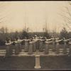 [Large group of greek revival dancers.]