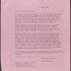 Letter of Elizabeth Ames to Lionel Trilling, June 20, 1955