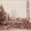 Ruins of first Yaddo mansion