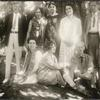 Group Photograph, 1926 (Elizabeth Ames in front of tree)