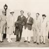 Group Photograph at Lake George, 1920s