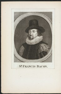 Sir Francis Bacon.