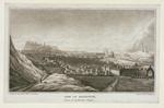 View of Edinburgh, from S