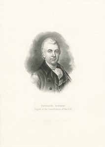 Nathaniel Gorham, signer of the Constitution of the U.S.
