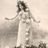 Loie Fuller in Salome costume
