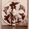 Loie Fuller in her butterfly gown