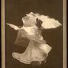 Loie Fuller in La Danse Blanche