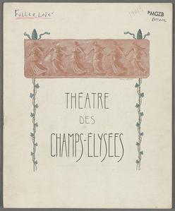 Theatre des Champs-Elysees.