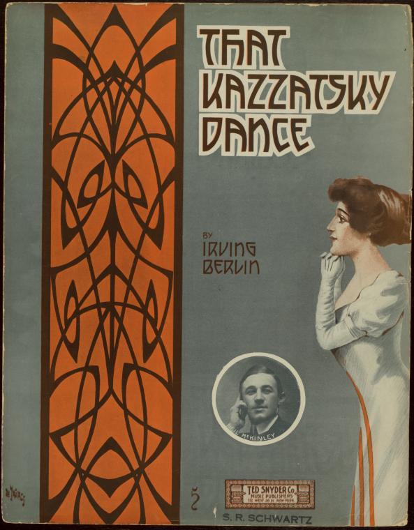 That kazzatsky dance