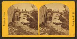 Mill Race, Schooner Head.