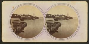 [View of Rockport, Maine.]
