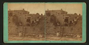 [The Moquis at home, Arizona.]