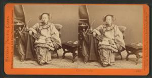 Chinese lady.