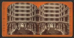 Grand Court, Palace Hotel, San Francisco, Cal.