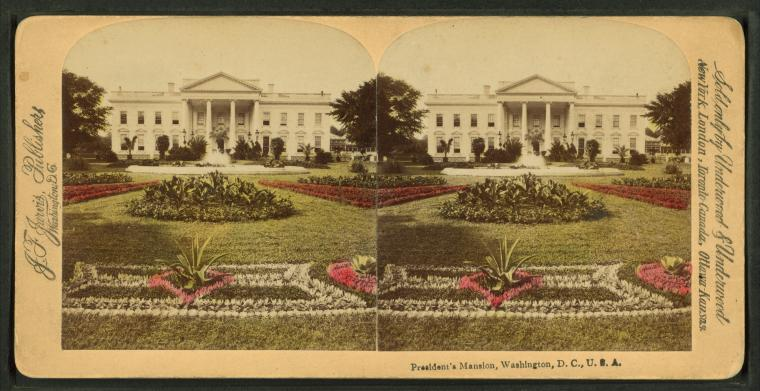 President's Mansion, Washington, D.C., U.S.A.