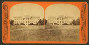 Presidential Mansion, South Front.