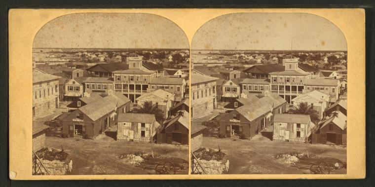 [View of homes, Key West, Fla.]