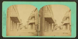[Charlotte St., the business street of St. Augustine, Fla.]