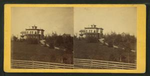 Residence of C.C. Brigs.
