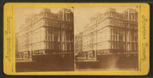 [Field & Leiter (later Marshall Field) building.]