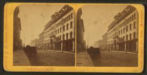 Crosby Opera House. [Before 1871]
