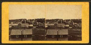 [Marquette, Michigan [houses].]