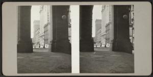 Municipal Bld, New York, 1916.