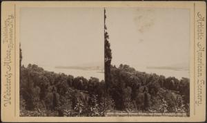 Hudson River view, up from Catskill, N.Y.