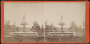 [View of fountain.]