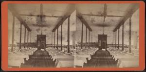 [View of dining room.]