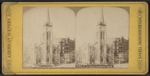 Buffalo, N.Y. Central Presbyterian Church.