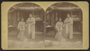 [Portrait of Native American women.]