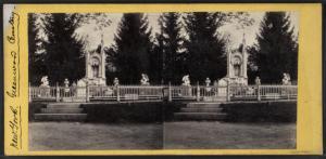 Monument of Miss Charlotte Canda, Battle Avenue.