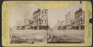 Canal Street, West from Broadway, New York City.