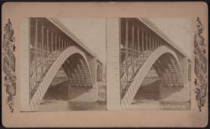 Bridge over Harlem River, N. Y..