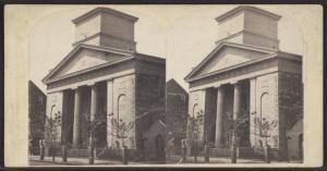 St. Joseph's Church. N. Washington Place, N.Y.