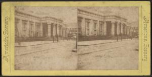 [The Tombs, New York.]