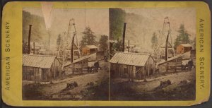 Farrel Farm. [Hand-colored view.]