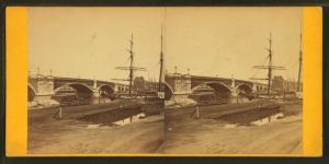 Chestnut Street bridge.