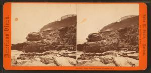 The Forty Steps, Newport, R.I.