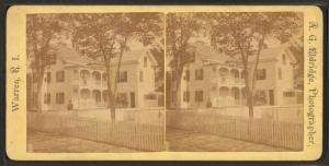[View of a home.]
