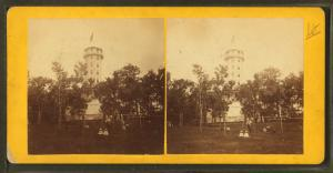 View of Tower, Rocky Point, R.I.