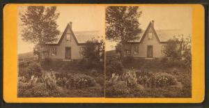 Corinth, Vt. Home of Tenney Tapton, Esq.