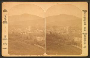 Windsor, Vt., from Cornish Mts.